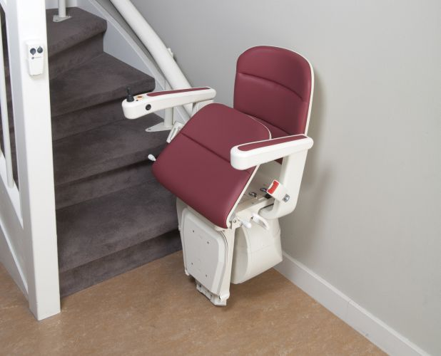 Curved Stairlift Cost & Free Quote in Devon