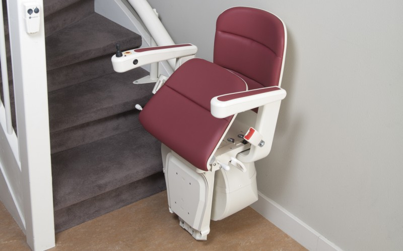 Curved Stairlift Price in Newton Abbot, Torquay, Exeter, Plymouth
