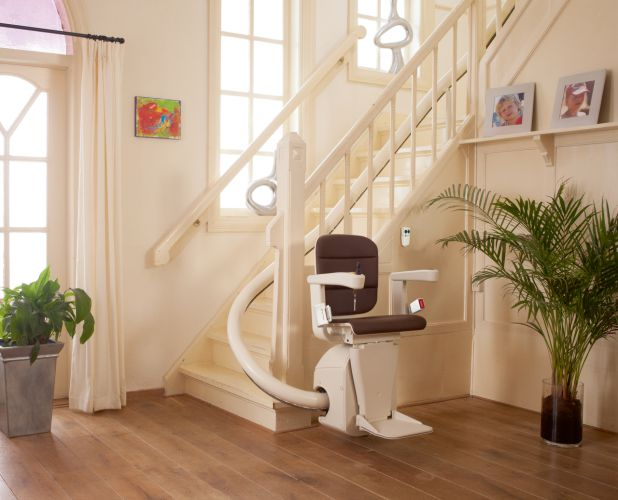Curved Stairlift Free Quote & Home Survey in Devon