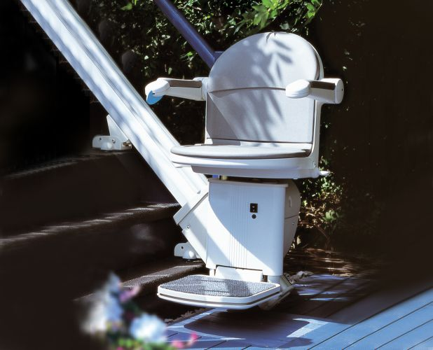Outdoor Stairlift Installer in Newton Abbot, Devon
