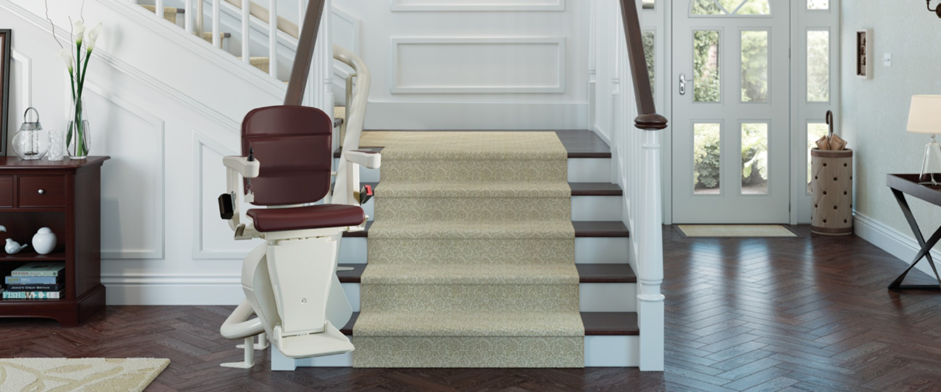 Stairlift Installers in Newton Abbot, Torquay, Exeter, Plymouth, South Devon.