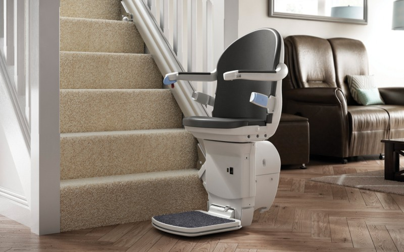 Straight Stairlift Installer Devon