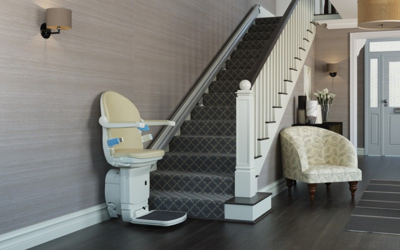 Straight Stairlift Price in Newton Abbot, Torquay, Exeter, Plymouth
