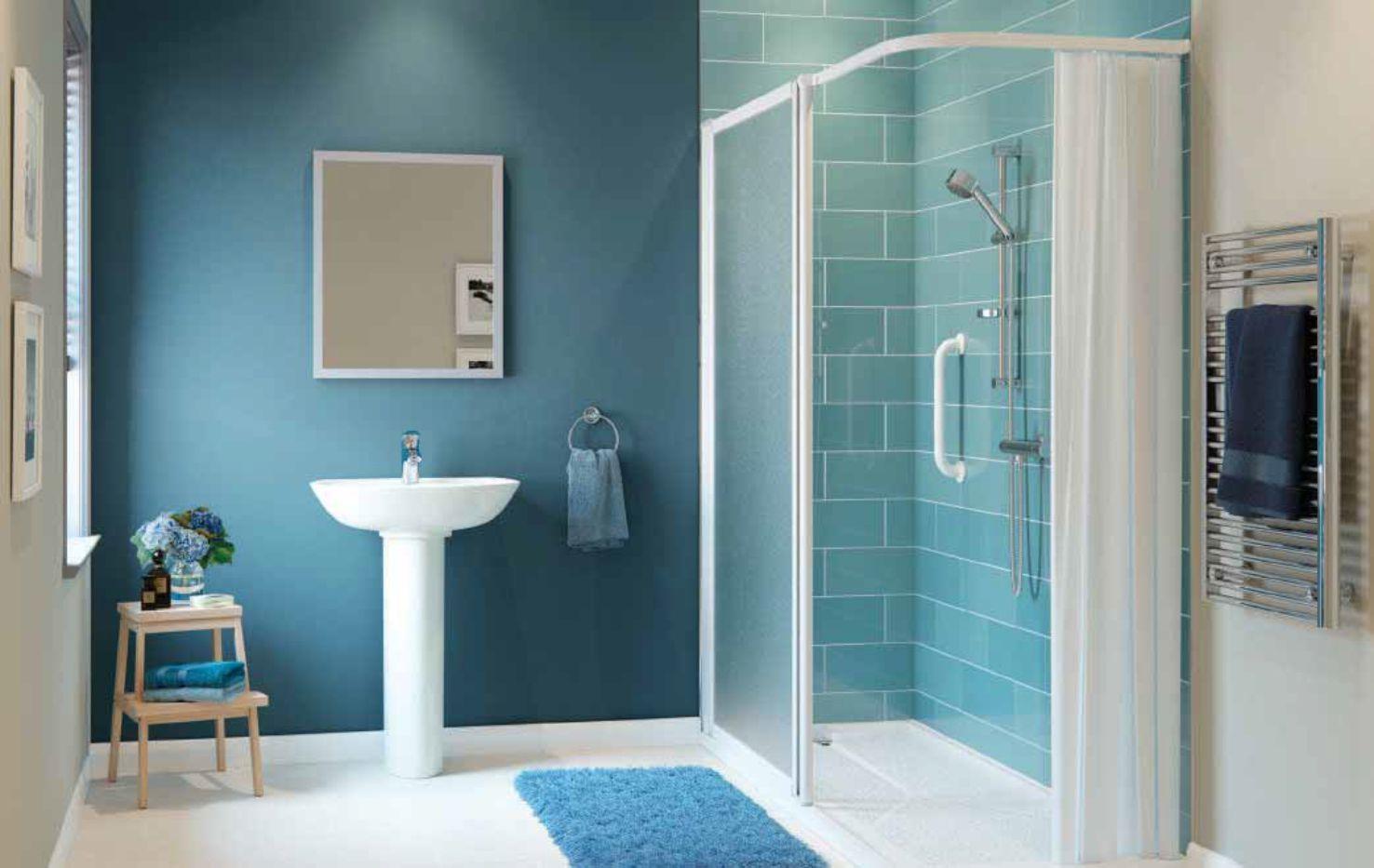 Easy Access Shower Devon