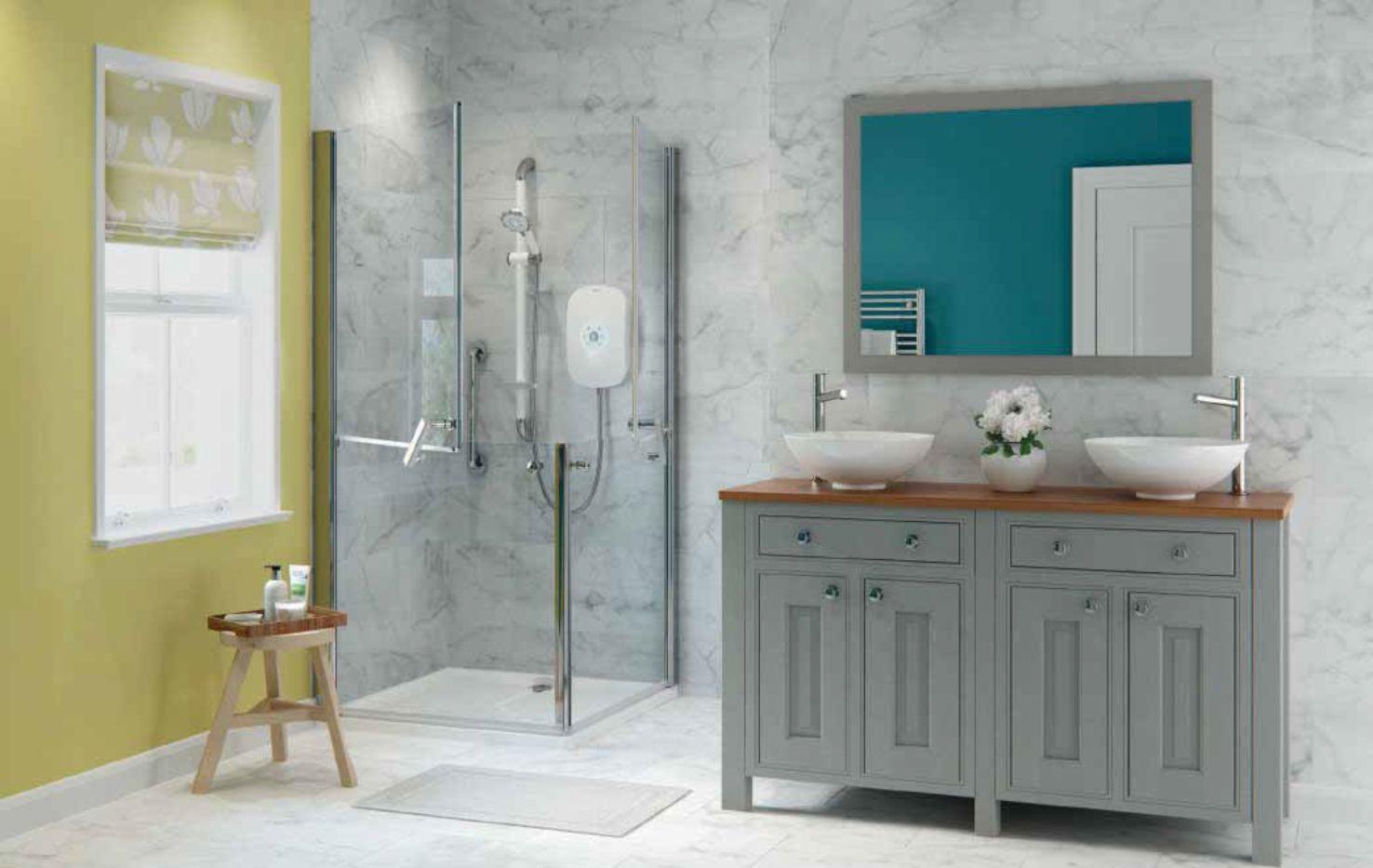 Easy Access Shower price Devon