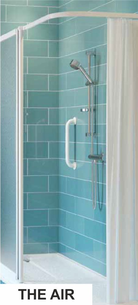 The Air Easy Access Shower