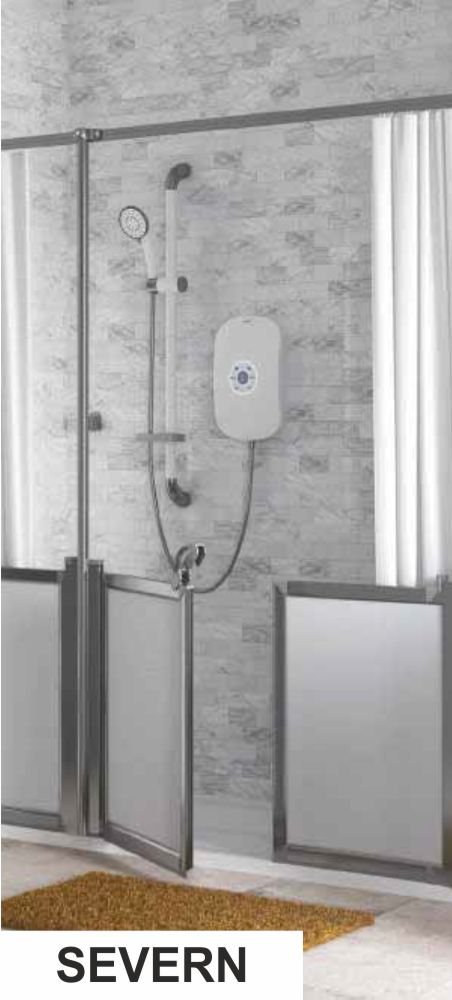 The Severn Easy Access Shower