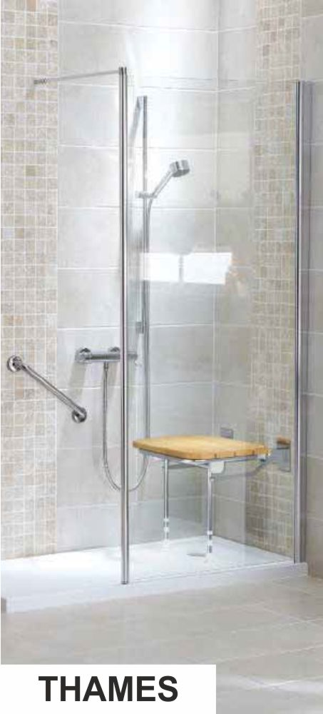 The Thames Easy Access Shower